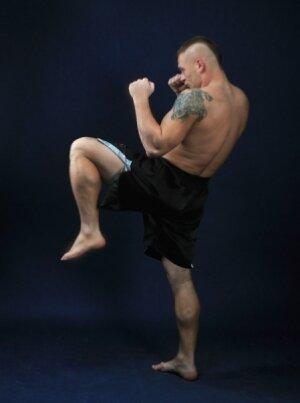 K-1  Kickboxing Full Contact